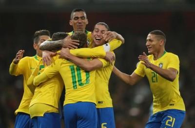 'Ainda com prestígio'Brasil, Uruguai e Argentina são os cabeças de chave na Copa América !