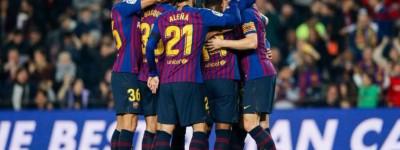 Barça avança,porém brasileiro Malcom deixou Camp Nou por conta de lesão no fim da partida!