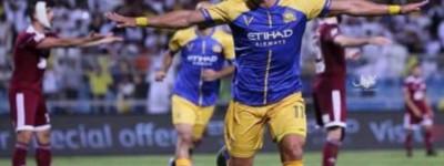 Sendo o destaque da competição,brasileiro anota gol pelo Al-Nassr na Liga Árabe !