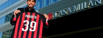 Brasileiro Lucas Paquetá é apresentado oficialmente no Milan e diz realizar sonho !