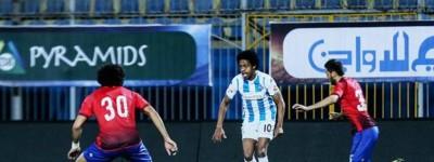 Ex-Palmeiras segue em alta no Egito e dá mais uma assistência em vitória de sua equipe !