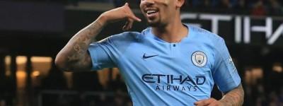Gabriel Jesus anota 2 gols nesta segunda em partida válida pelo o campeonato Inglês !