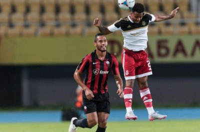 Brasileiro se destaca na Macedônia e já chama atenção de clubes no Brasil.