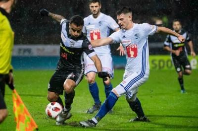 Em vitória do Lugano nesse domingo,o grande destaque do jogo foi atacante brasileiro !