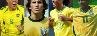 Mídia Francesa levanta polêmica e faz enquete sobre qual Brasileiro foi melhor 'pós Pelé'