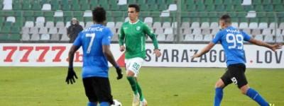 Em sua segunda temporada na Bulgária,brasileiro almeja à sua equipe vaga Liga Europa !
