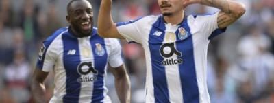 Fora de casa, o Porto contou com sua legião brasileira para conseguir vitória importante !