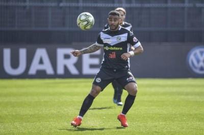 Brasileiro destaque do FC Lugano,chegou ao oitavo gol na primeira divisão do país !
