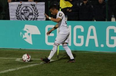 Contratado a peso de ouro pelo Torpedo Kutaisi Brasileiro Richard anotou 2 gols na estreia