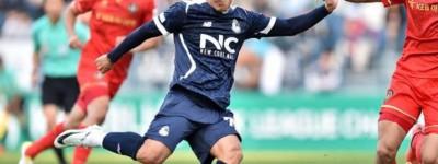 Contratado pelo Seoul E-Land o brasileiro Wesley Alex foi decisivo para sua Equipe !