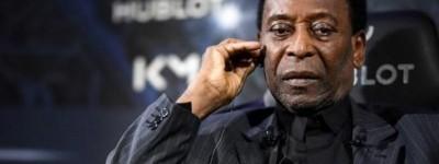 Depois de cinco dias internado em Paris por uma infecção urinária Pelé recebe alta médica