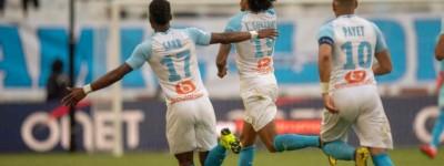 O brasileiro Luiz Gustavo e Germain marcaram os gols da vitória do Olympique !