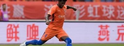 Veja! Shandong Luneng do Brasileiro Gil conquistou importante resultado nesta quarta-feira