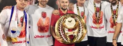 Brasucas ajuda Abdulaziz Al Ambari a tornar o primeiro técnico a conquista liga em 43 anos