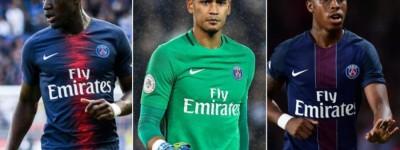 Histórico de arrogância ! Conheça Jovens que já foram hostilizados por Neymar no PSG !