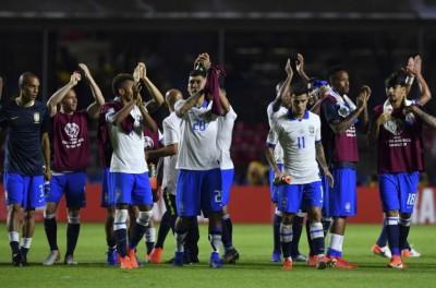 Após vencer Bolívia na estréia,seleção brasileira busca outra vitória nessa terça !