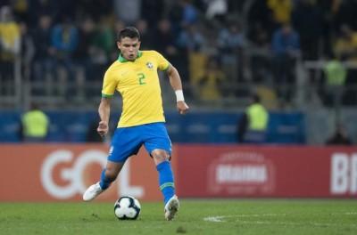 Já de olhos nas semi-final contra a Argentina,Thiago Silva afirma que que terá problemas!