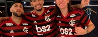 Após título Ex-jogador do Flamengo postou foto em sua rede social após título !