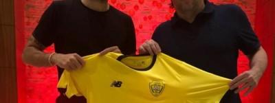 'Fechou !' Após passagem pelo futebol alemão,  brasileiro é o novo reforço do Al Wasl !