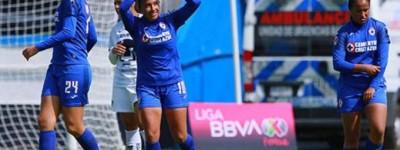 Futebol Feminino no México tem Brasileira com uma dos destaque da competição !
