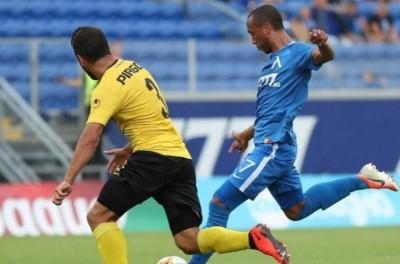Brasileiro tem sido o principal jogador do Levski Sofia nesta temporada, com 4 gols !