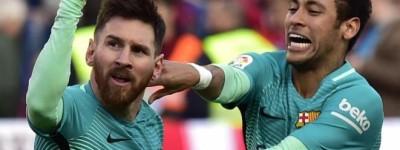 Messi quer que Neymar retorne ao Barcelona e teme um possível acerto com Real !