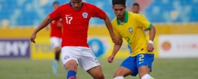 Seleção Brasileira sub-17 vence amistoso e mostra qualidade diante do Chile !