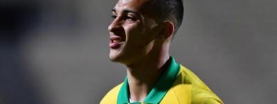 Brasileiro celebra boa na seleção sub-23 e almeja vaga na principal !