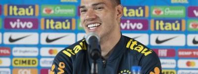 Brasileiro do City será o titular da Seleção, já que o titular está lesionado !