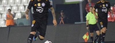 Brasileiro Ex -Palmeiras William Mendieta volta aos trabalhos no Olimpia !