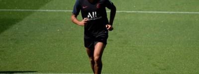 Brasileiro  treina pelo PSG e deve enfrentar o Strasbourg neste sábado !