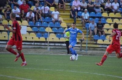 'Brazuca', formado nas categorias de base do Figueirense, é destaque no futebol romeno !