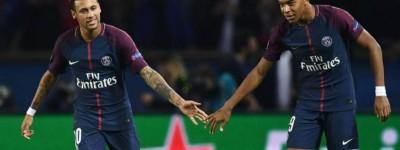 'Enfim desencantou'Com gol de brasileiro Neymar, PSG bate o Lyon no Francês !