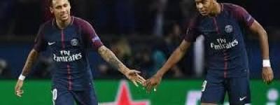 'Boa' ! Brasileiro Neymar marca em goleada do PSG sobre o Angers no Francês!