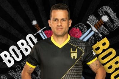 Brasileiro Ex-atacante do Corinthians assina com equipe da Índia !