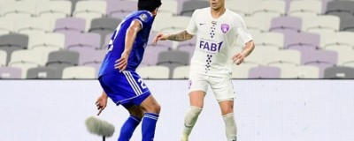 Brasileiro ex-botafogo volta de lesão com gol e assistência nos Emirados Árabes !