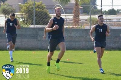 Brasileiro ex-Corinthians quer sequência positiva no Pafos na primeira liga do Chipre !