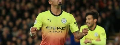 Brasileiro Gabriel Jesus deixa sua marca e City volta a vencer na Premier League