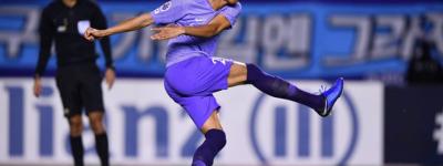 Desde que voltou de lesão,atacante brasileiro marcou dois gols em 3 partidas na J-League