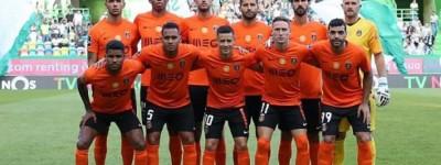 Zagueiro brasileiro de 30 anos volta ao futebol português depois de passagem pelo Braga