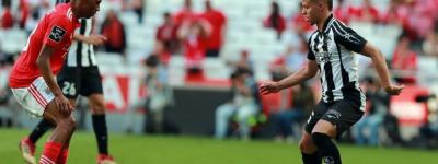 Meia Brasileiro foi eleito o melhor no jogo no empate entre Portimonense e Marítimo