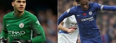 Reforçado por Brasileiro, City recebe o Chelsea em confronto direto no Inglês !