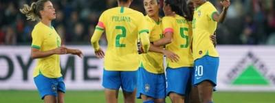 Seleção Brasileira feminina encara o Canadá em torneio amistoso,buscando reafirmação !