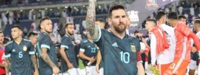 Seleção Brasileira perde para Argentina em amistoso com pênalti contestado !