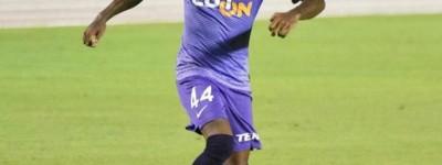 Em alta ,atacante ex-Fluminense foi titular na maior parte da temporada japonesa !