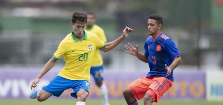 Meia da Ponte Preta foi um dos destaques da seleção Brasileira em do torneio sub-20 !