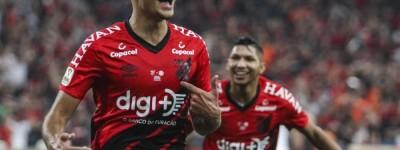 Time português reaparece como mais um interessado em Bruno Guimarães, do Athletico !
