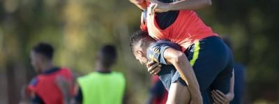 Atacante Brasileiro é o atleta mais jovem da seleção sub-23 e já espera proposta do Real !