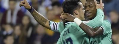 Brasileiro anota gol e reencontra bom futebol em goleada do Real !