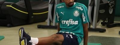 Brasileiro é liberado pelo Palmeiras para fazer exames e acertar sua ida ao Barcelona !